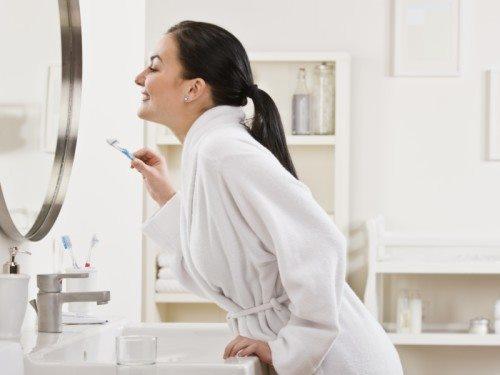 zdravý chrup a dásně