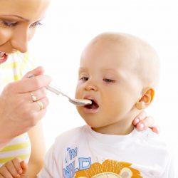 kojení a krmení dítěte