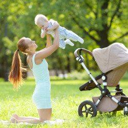cestování s miminkem