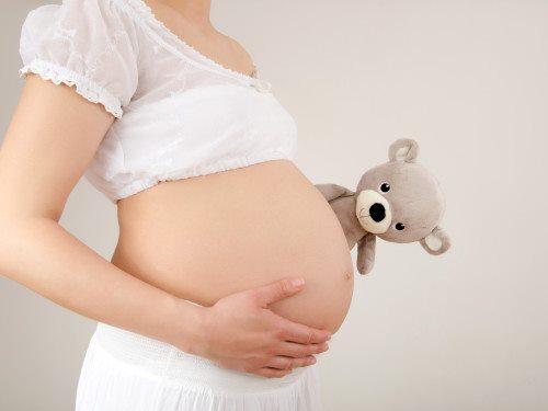 34. týden těhotenství