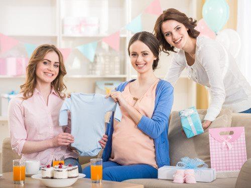 nakupování pro vaše miminko