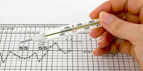 Jak měřit bazální teplotu?