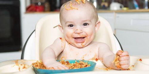 Recepty na příkrmy pro děti od 10 měsíců