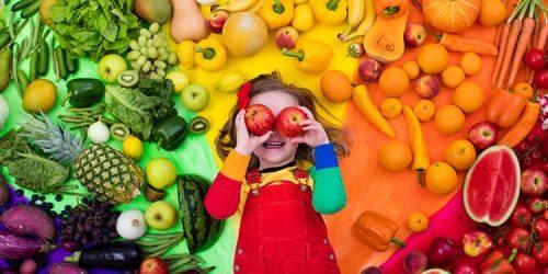 Vitamíny u dětí