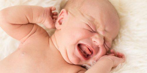 Prdíky a kojenecká kolika