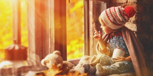 Čaje, bylinky a léky pro děti