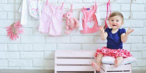 Vše o oblečení pro miminko