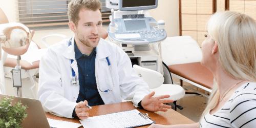 Pravidelná návštěva gynekologa v těhotenství