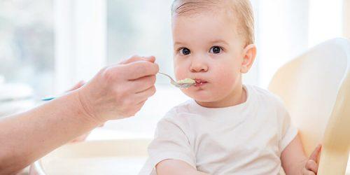 Recepty na příkrmy pro děti od 1 roku