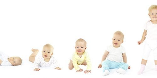 Psychomotorický vývoj dítěte přehledně