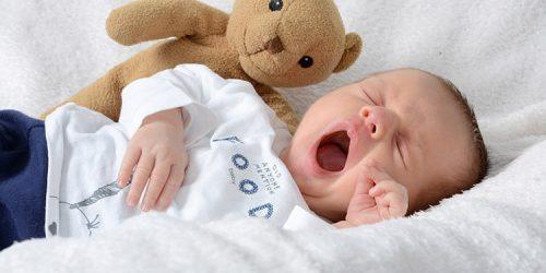 Proč děti nespí a jak problém vyřešit?