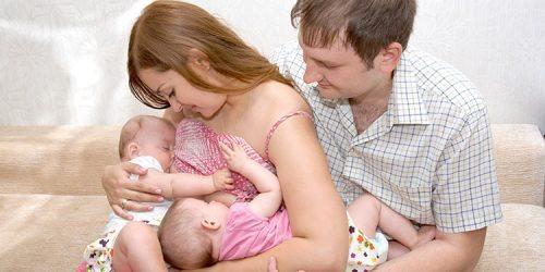 Dvojčata a kojení