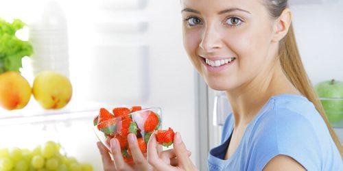 Jak upravit jídelníček během kojení?