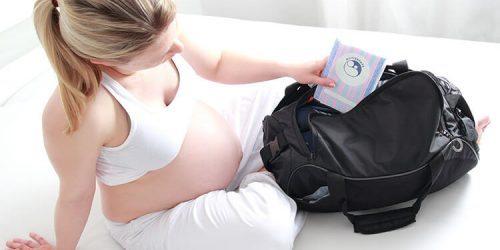 Kdy vyrazit do porodnice