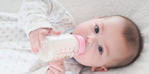 Vše o kojeneckém mléku