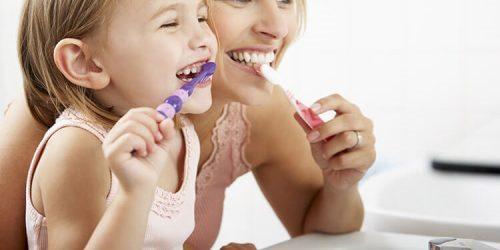 Péče o zuby u dětí