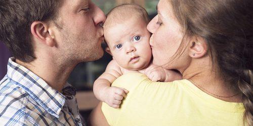 Ideální čas na návštěvy po porodu