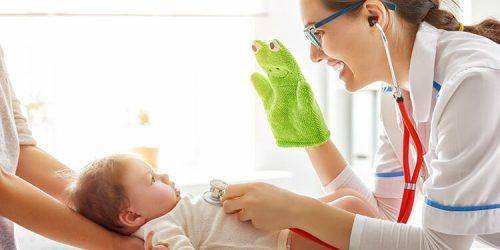 Návštěva pediatra