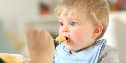 Recepty na příkrmy pro děti od 2 let