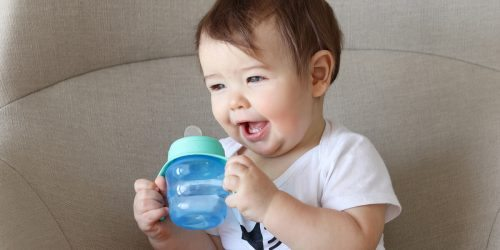 Lékařka radí - jak na pitný režim u kojenců a batolat
