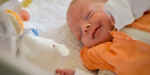 Lékařka radí - Syndrom náhlého úmrtí kojence